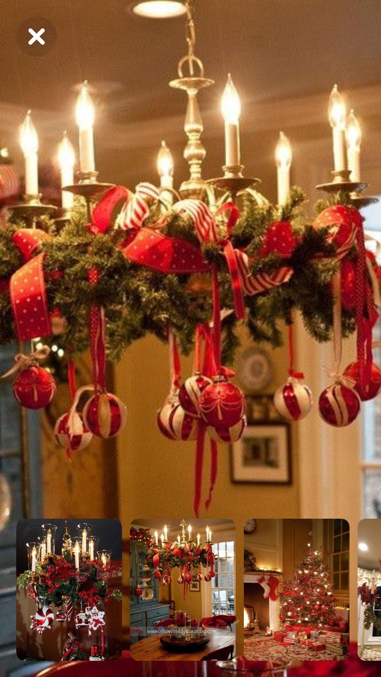 Christmas dec lamps lamps dec deckendeko weihnachten deko weihnachten weihnachtsdeko lampen - Como decorar un salon en navidad ...