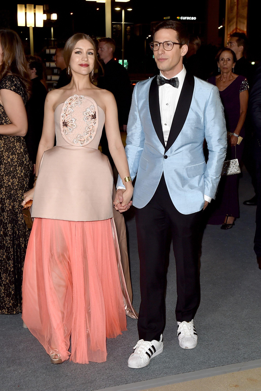 Joanna Newsom and Andy Samberg   - HarpersBAZAAR.com