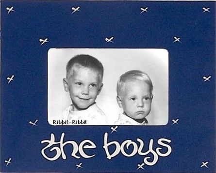The Boys Picture Frame Dark Blue Boy Pictures And Dark Blue