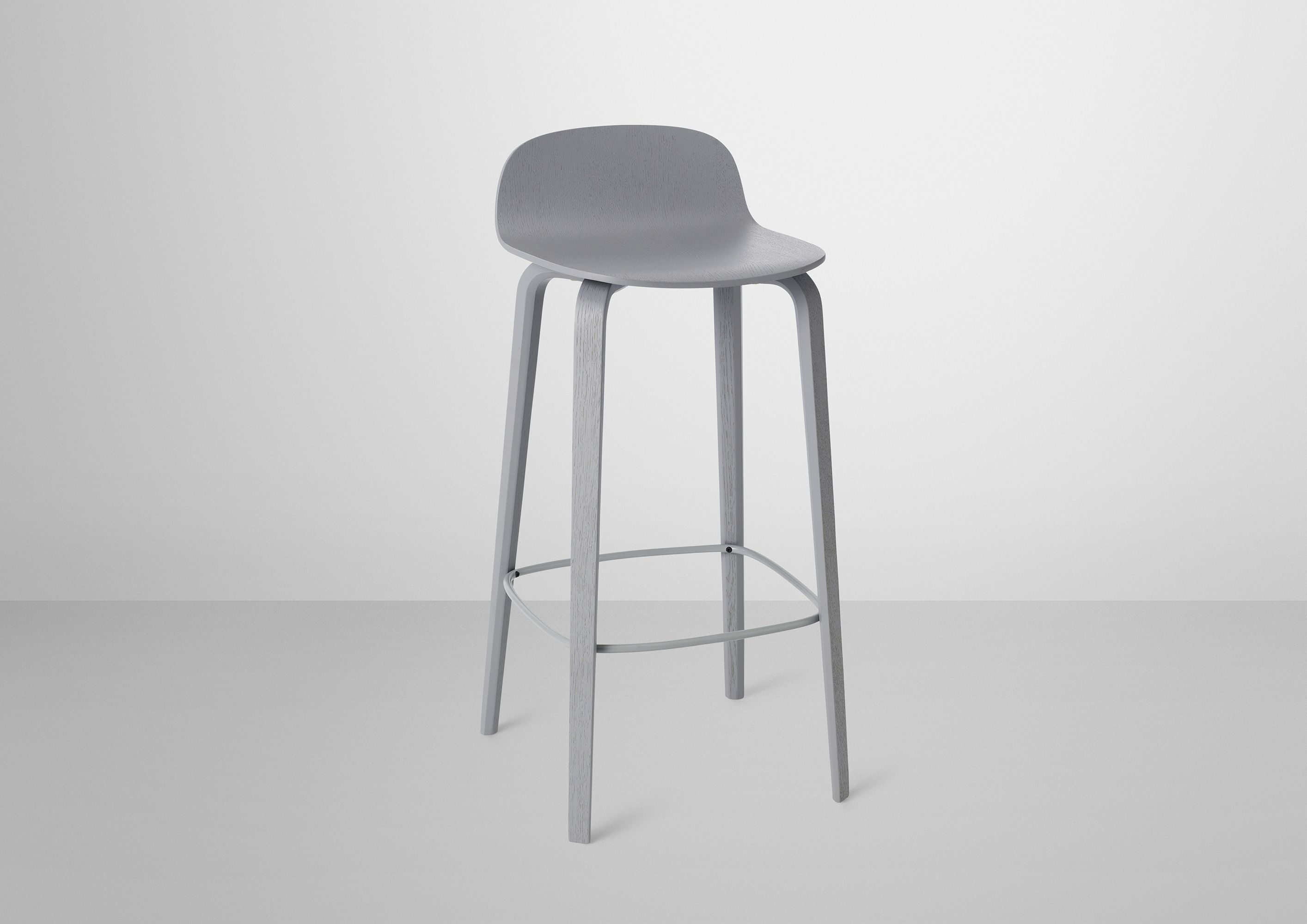 Visu Bar Stool / Design by Mika Tolvanen / Muuto | Muuto Furniture ...