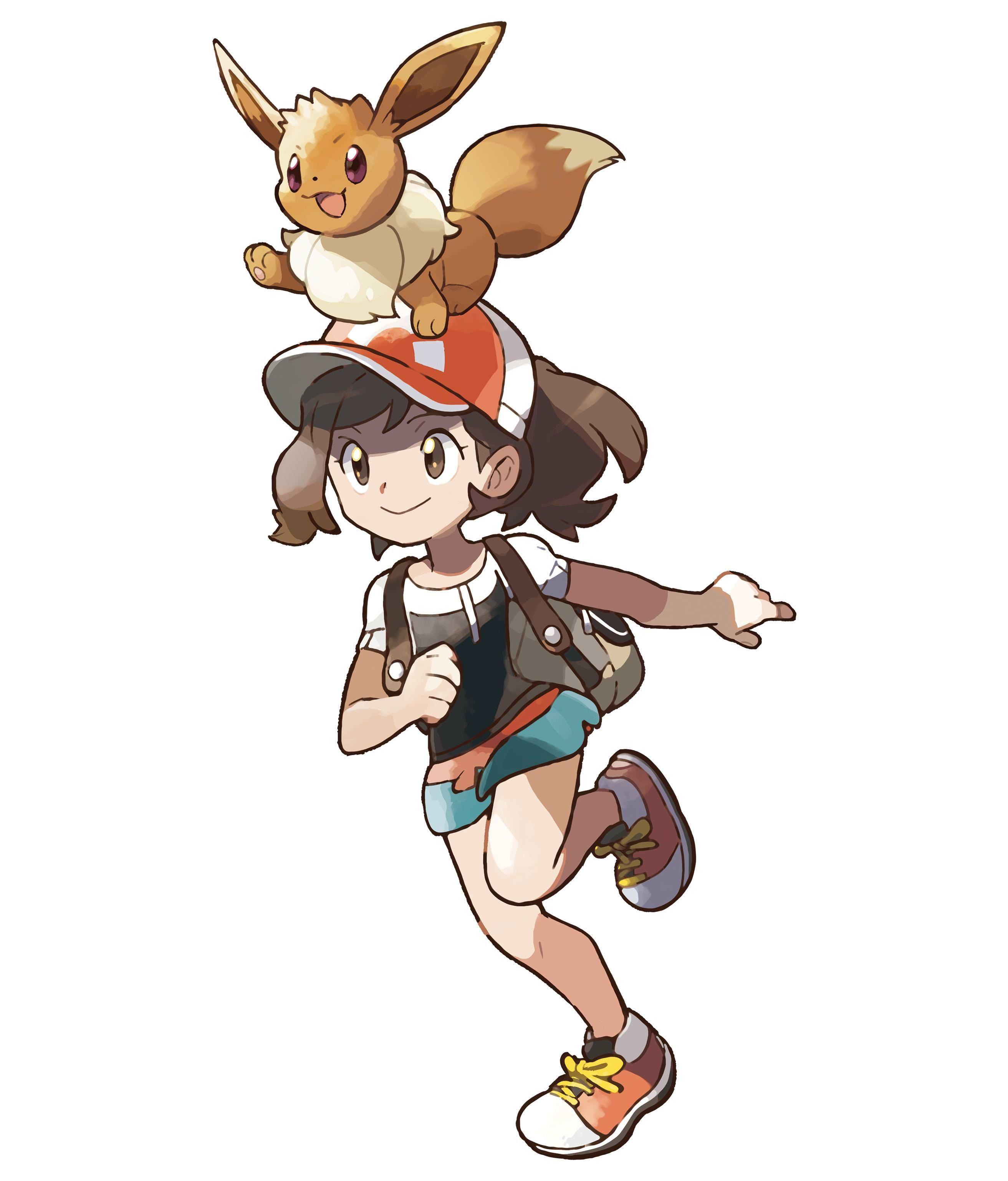 Pokemon Let S Go Pikachu Y Let S Go Eevee Anunciados Para Nintendo
