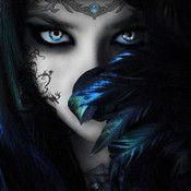 A demon's eyes