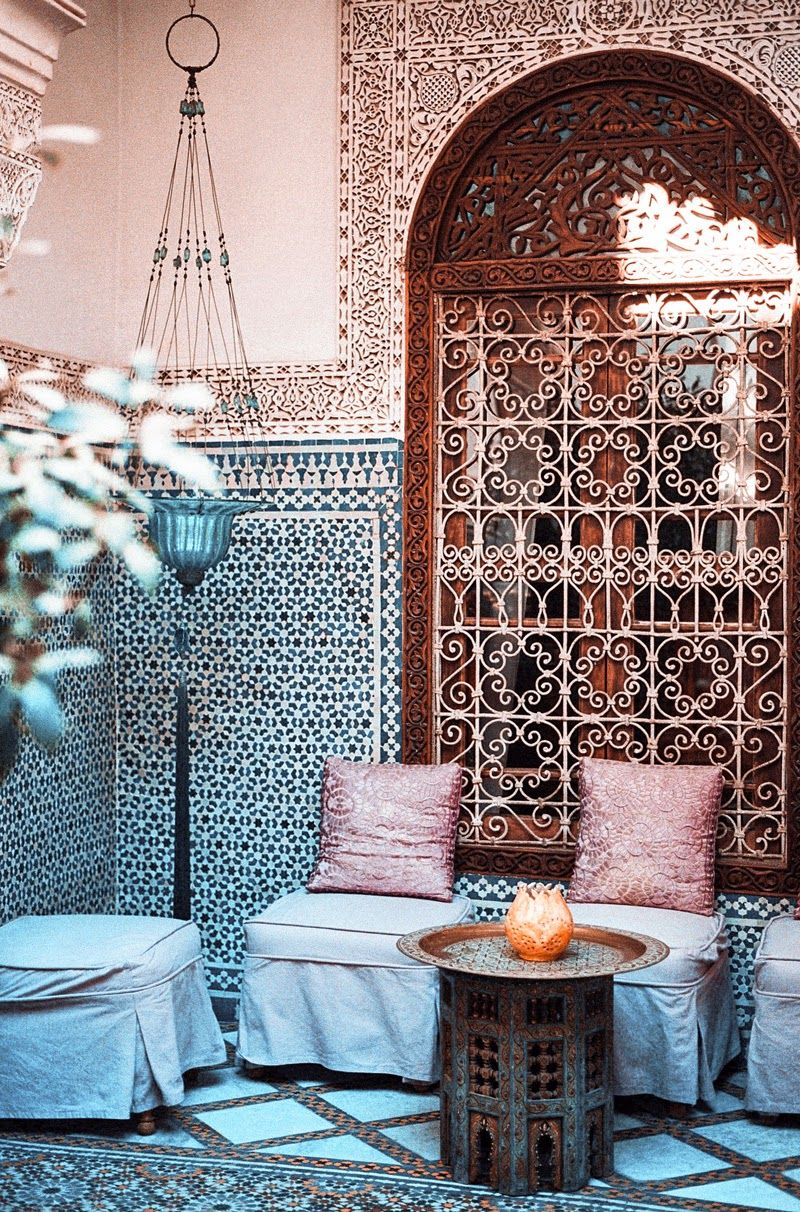 Sea of Girasoles: Inspiration: Morocco with Billabong and Brydie Mack