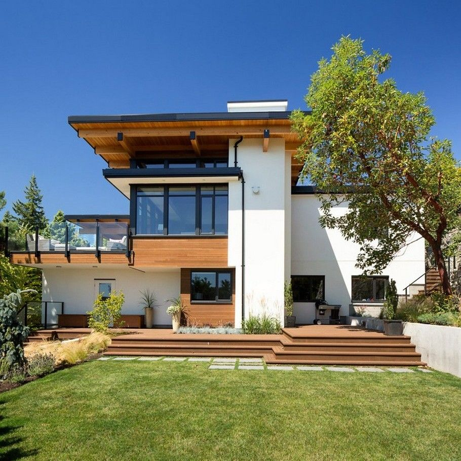 Best Modern House Design Urban Modern Home Design Modern House Designs Canada: Contemporary Home In Vancouver, Canada 6