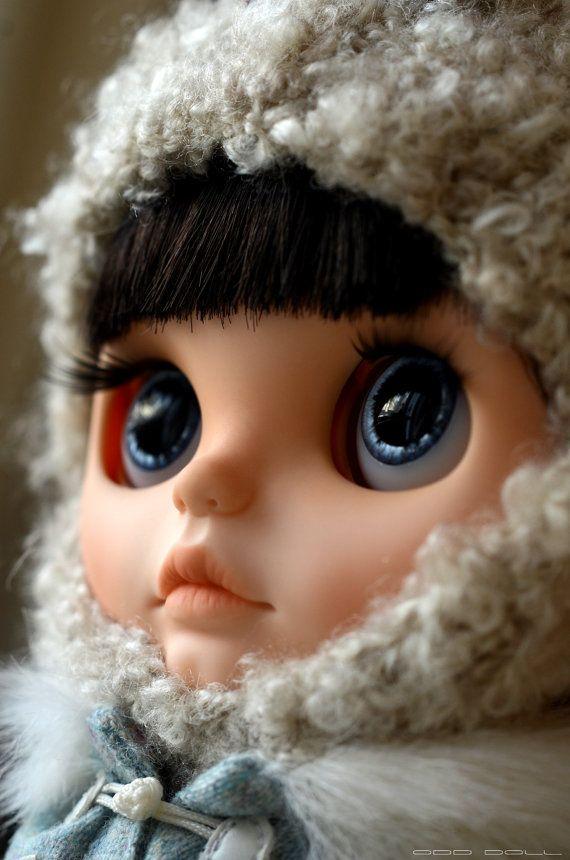 OOAK Custom Blythe Doll da Doll dispari originale di OddDollShop