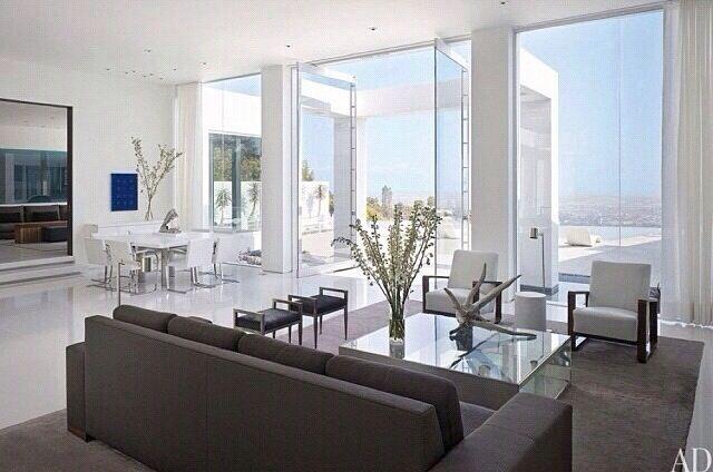 Contemporary Home Interiors #design #room #whites #interior