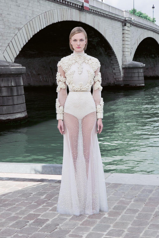 Défilé Givenchy Couture Hiver 2011,2012 COUTURE