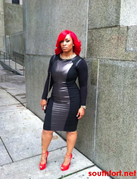 Love and Hip Hop New York: Rashidah Ali | Celebrity style