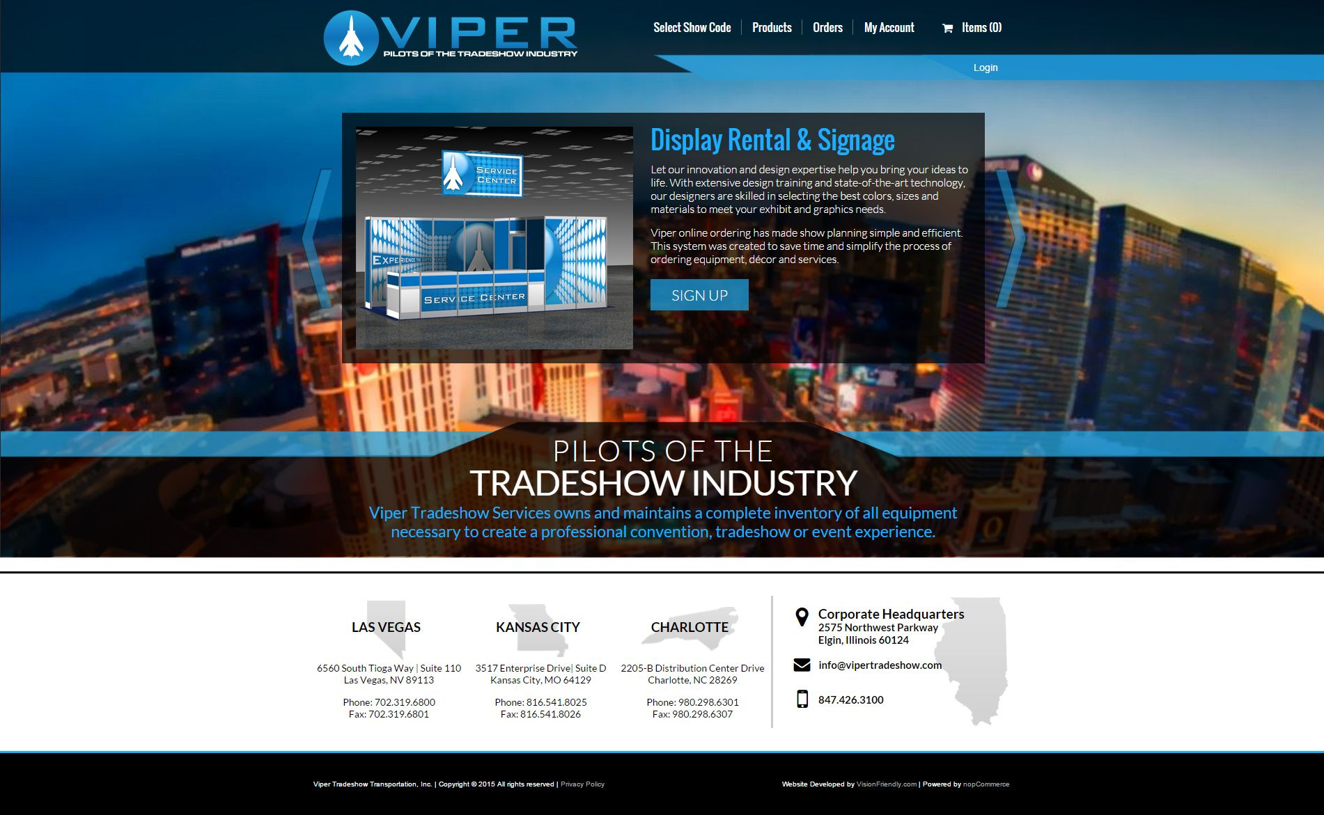 A Sleek And Sophisticated Web Design By Visionfriendly Com Website Design Design Web Design