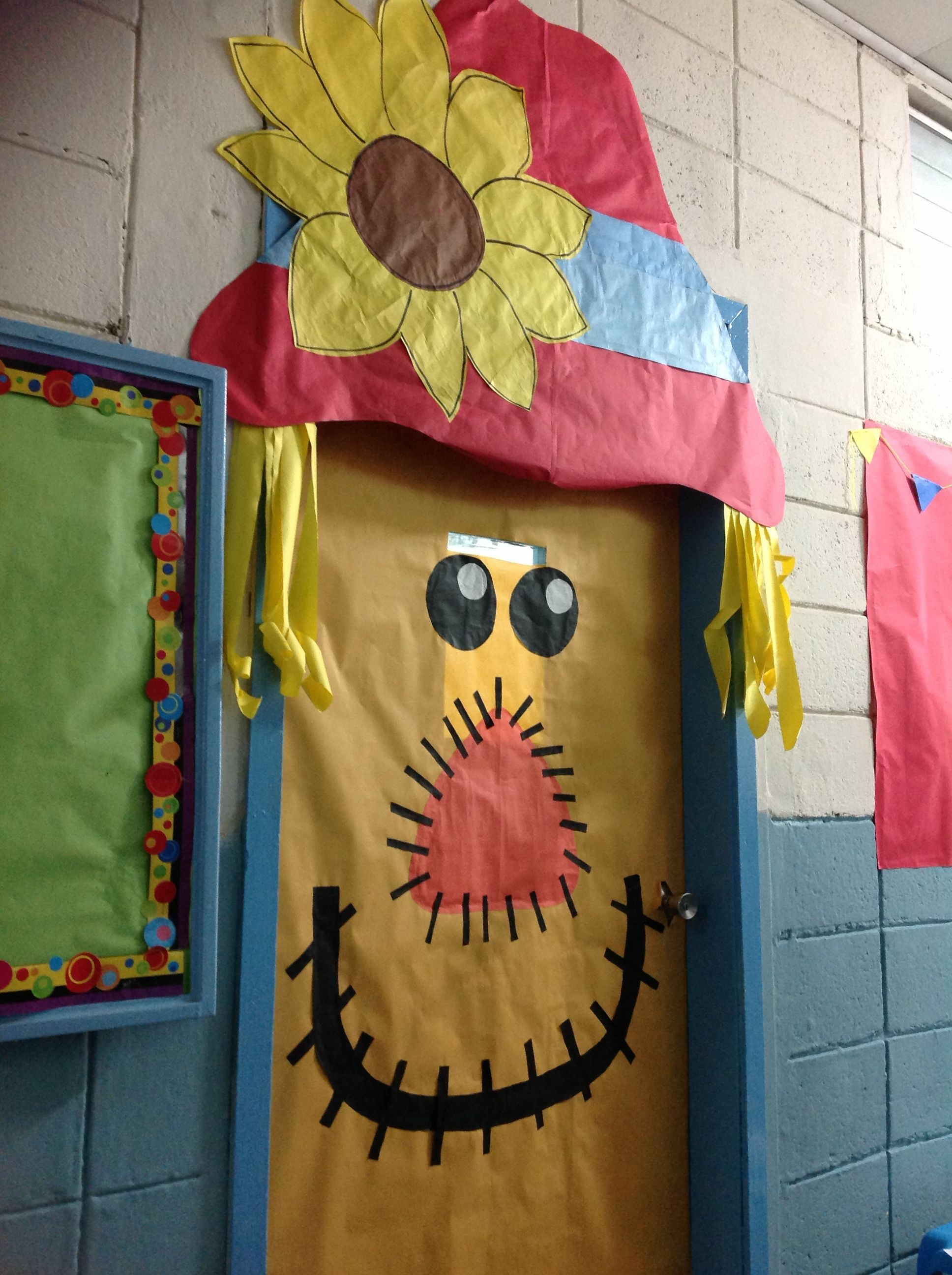 At the Fair Decoraciones clases Pinterest The fair, School and - Halloween Office Door Decorating Contest Ideas