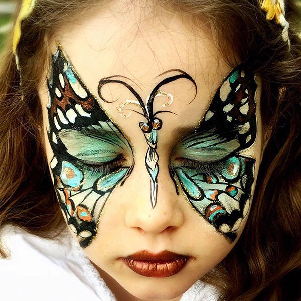 Henna By Leyla Shemesh: Face Painting, Painting Competition, Face