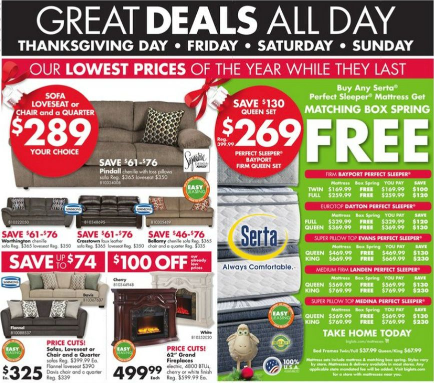 Big Lots Black Friday 2017 Ads and Deals Here's the