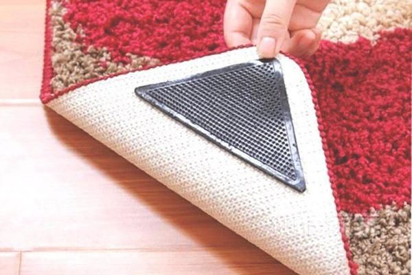 Reusable Rug Grippers Rugs On Carpet