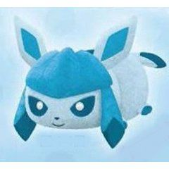 Pokemon Xy Z Plush Glaceon With Images Plush Pokemon Plush Toy