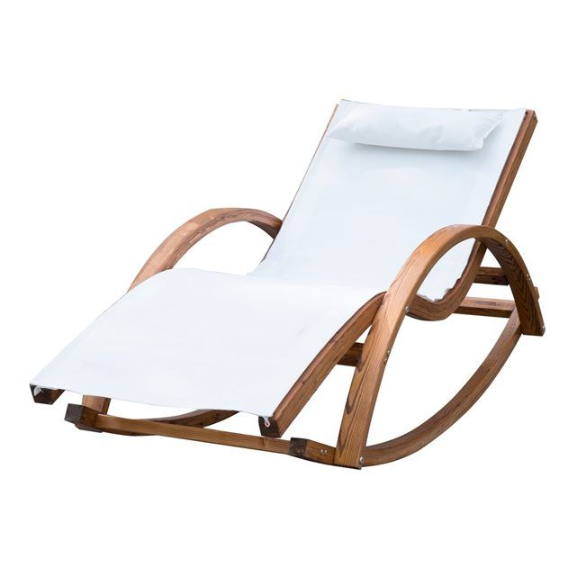 Epingle Sur Chaise A Bascule