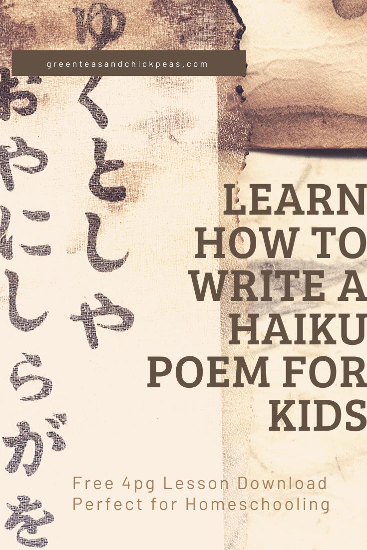 April Freebie Haiku Poetry Lesson Haiku Poems For Kids Poetry Lessons Haiku Poems [ 1102 x 735 Pixel ]