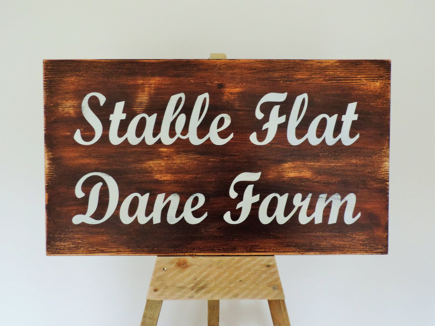 Personalised Rustic Wooden House Sign, property sign, Home Decoration, outside sign, Wooden house sign,  Modern Home, one of a kind. by Imanderweddingsigns on Etsy