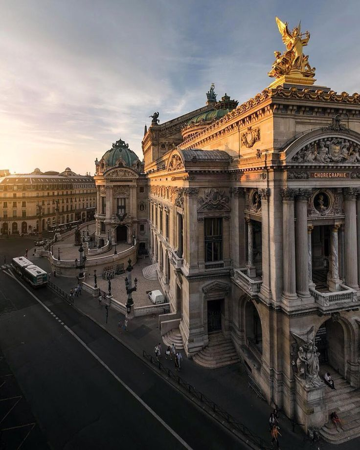 Pariser Oper (?)