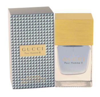Click Image Above To Buy: Gucci Pour Homme Ii Cologne By Gucci, 1.6 Oz Eau De Toilette Spray For Men