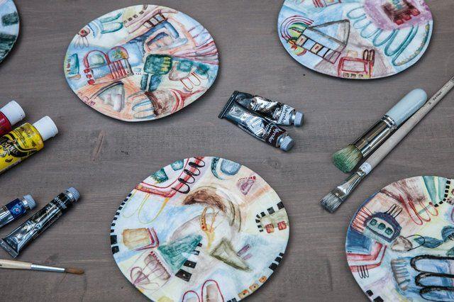Fancy - Vivace Handmade Plates