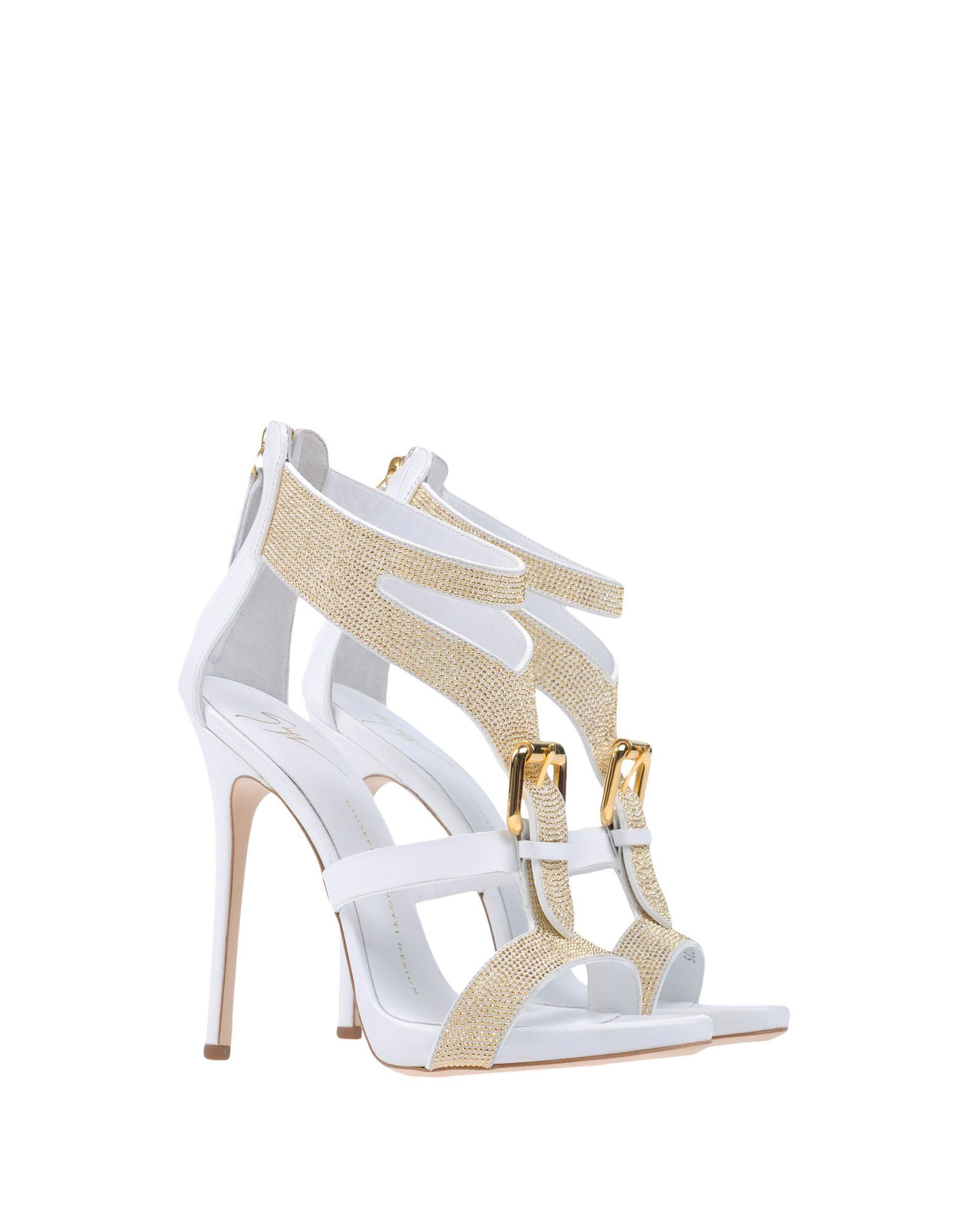 Giuseppe Zanotti Design Sandals - Women Giuseppe Zanotti Design Sandals online on YOOX United States - 11172618VG