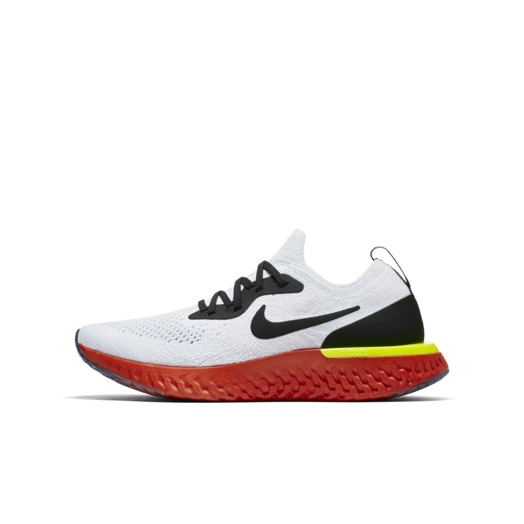 7801b43c1b Epic React Flyknit 1 Big Kids' Running Shoe   Products   Kids ...