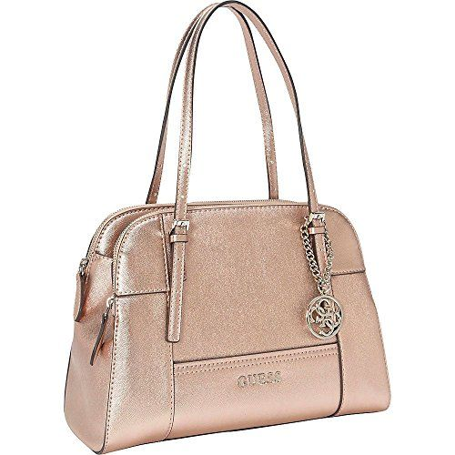 615f9ff87b GUESS Delaney Rose Gold Mini Tote. Buy for $65 at GUESS. | stylish handbags  in 2019 | Guess purses, Purses, bags, Nylon tote