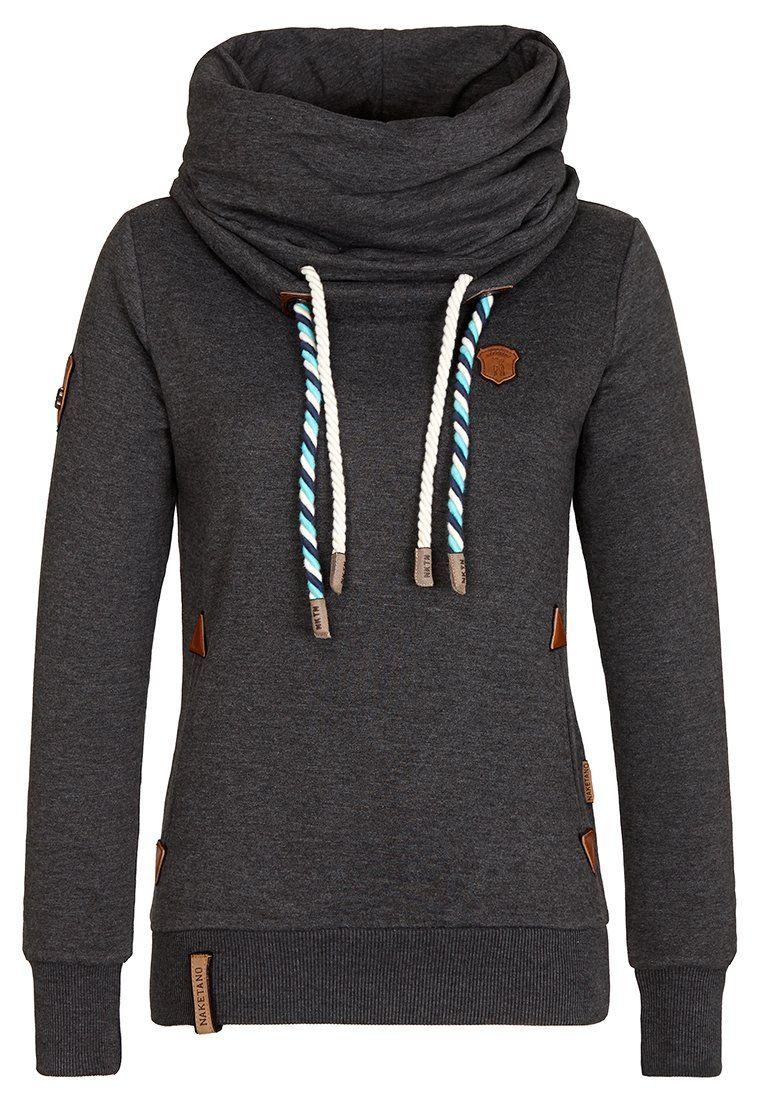 Naketano Damen Sweater Rereorder VIII Sweater: Bekleidung