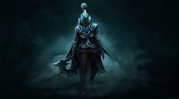 Phantom Assassin Dota 2 Dark Wraith Set Gaming