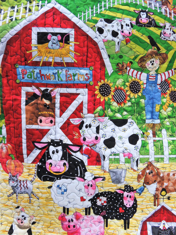 Handmade Nursery Wall Decor For Sale Farm Animals Baby
