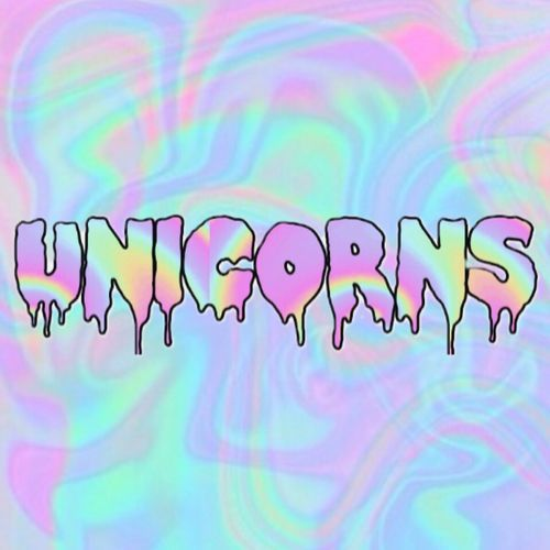 Unicorns Wallpaper Pastel Cool Holographic Background Overlays Tumblr Unicorn Emoji Transparent Iphone Wallpapers