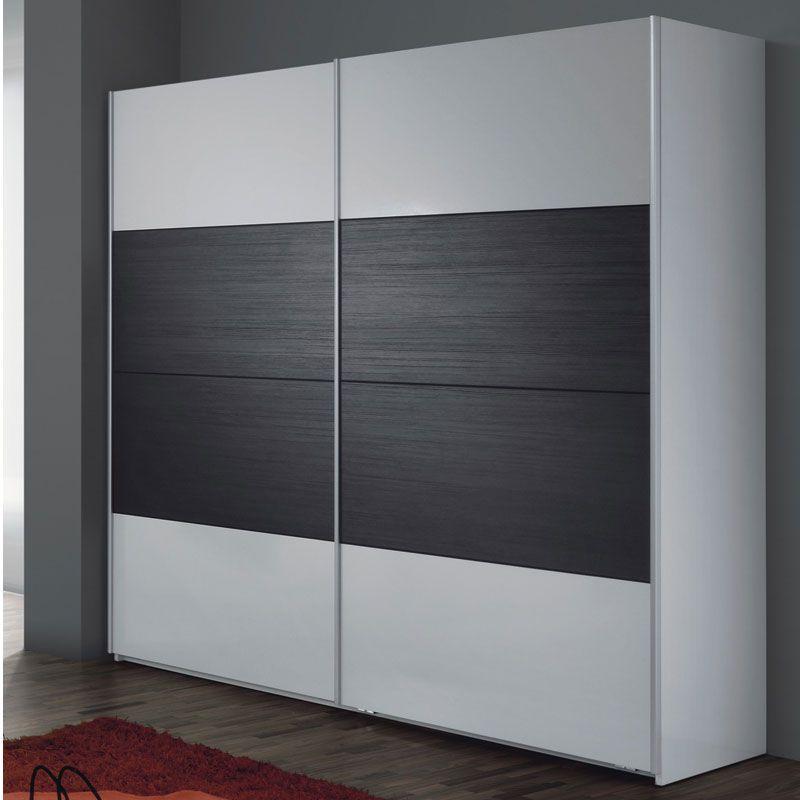 Resultado de imagen para puertas de armarios modernos for Armario de dormitorio blanco barato