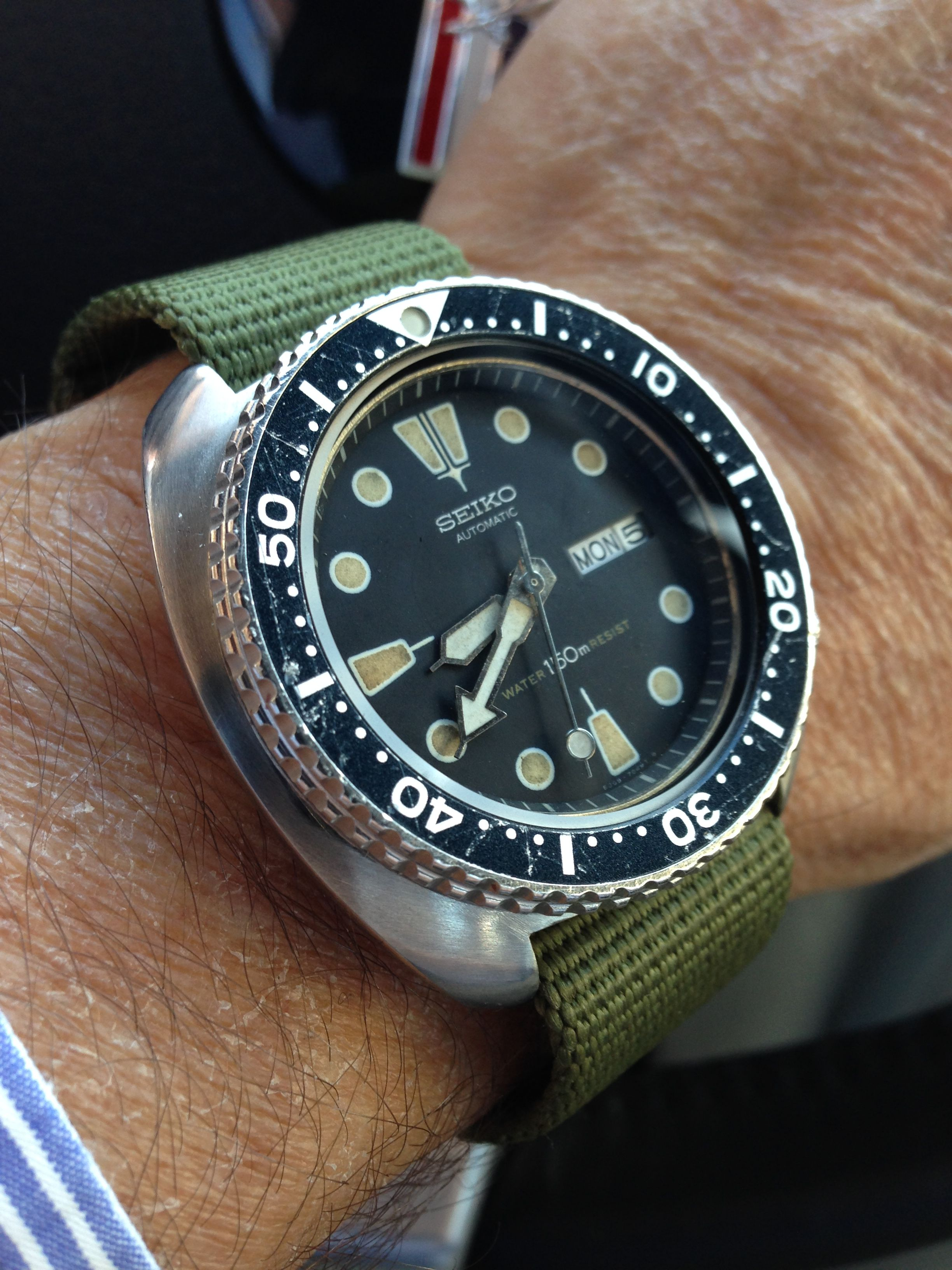 natch watches badass s drivers jewels pin eta pronto submersible
