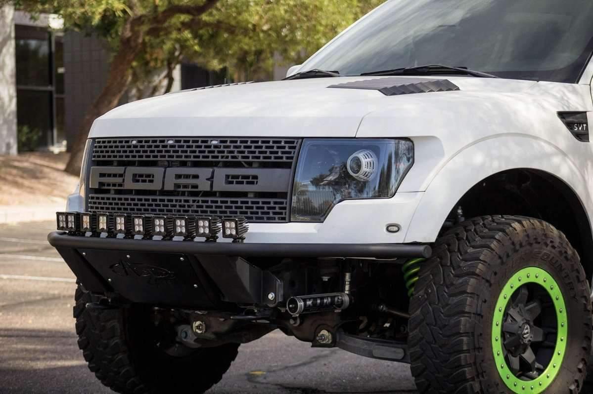 Add F013832940103 2010 2014 Ford F150 Raptor Lite Front Bumper