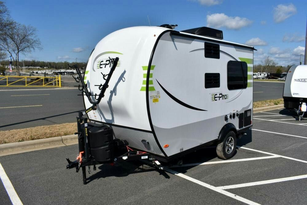 2017 Forest River Flagstaff E Pro 14fk With Images