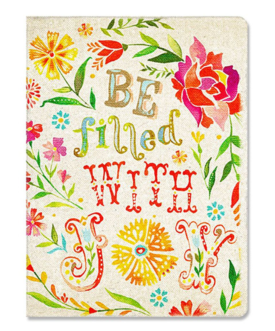 Look at this #zulilyfind! 'Joy' Artist Series Journal by Studio Oh! #zulilyfinds
