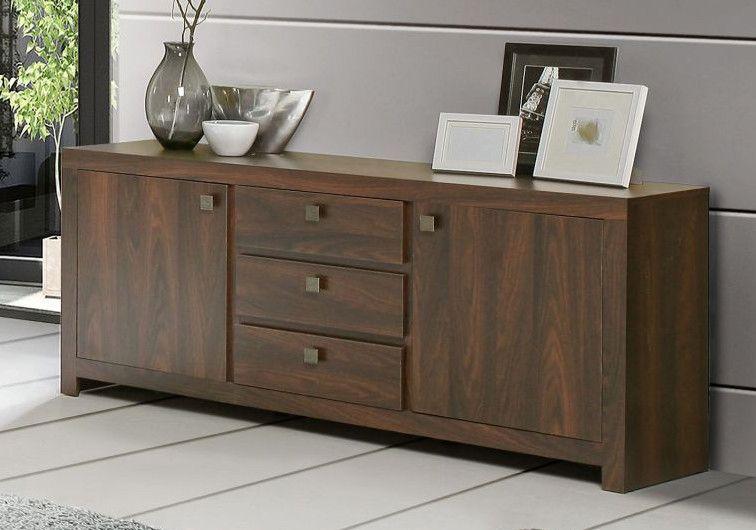 Sideboard Eiche Durance Woody 77-00483 Holz modern Jetzt bestellen - wohnzimmer eiche modern