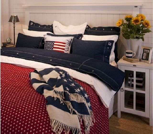 Dormitorios con estilo americano bedrooms dormitorios for Decoracion estilo americano