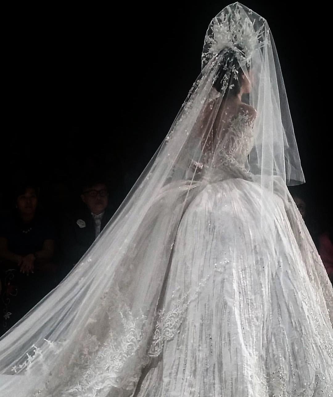 Pin by modhi on murad pinterest wedding veil and wedding dress