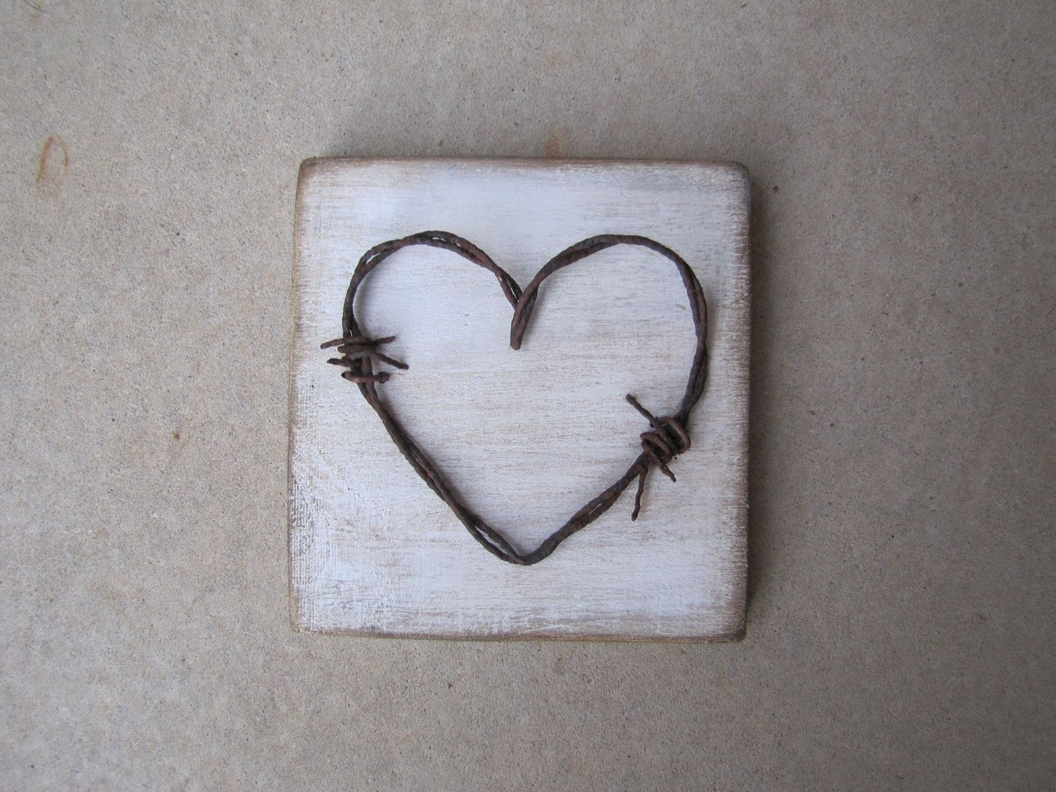 Wire Heart Sign Data Metering Circuit Databasecircuit Schematics Diagrams And Projects Distressed Rustic Wooden Barbed Home Decor Rh Pinterest Co Uk Garland Shabby
