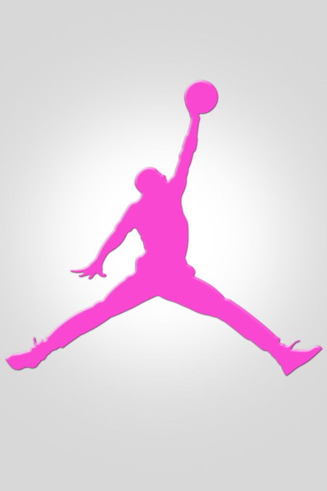 Air Jordan Red Jordan Logo Wallpaper Iphone Wallpaper Michael Jordan Art