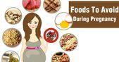 Hier sind 16 Lebensmittel, die Sie während der Schwangerschaft vermeiden sollten …   – SchwangeregerichtePregnancy Dishes