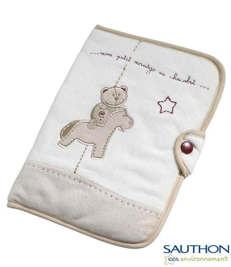 Caramel Protege Carnet De Sante Bebe Protege Carnet De Sante