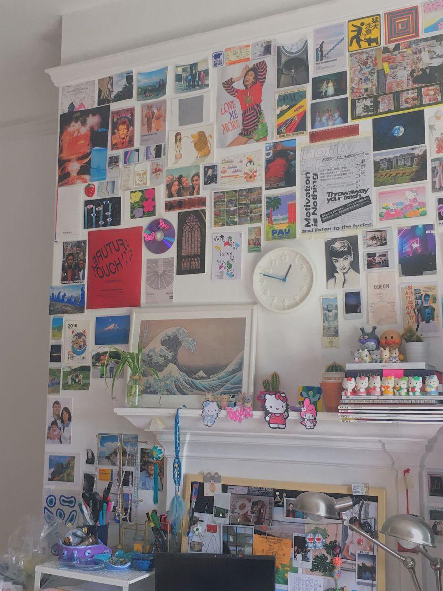 Vintage Aesthetic Room Tour