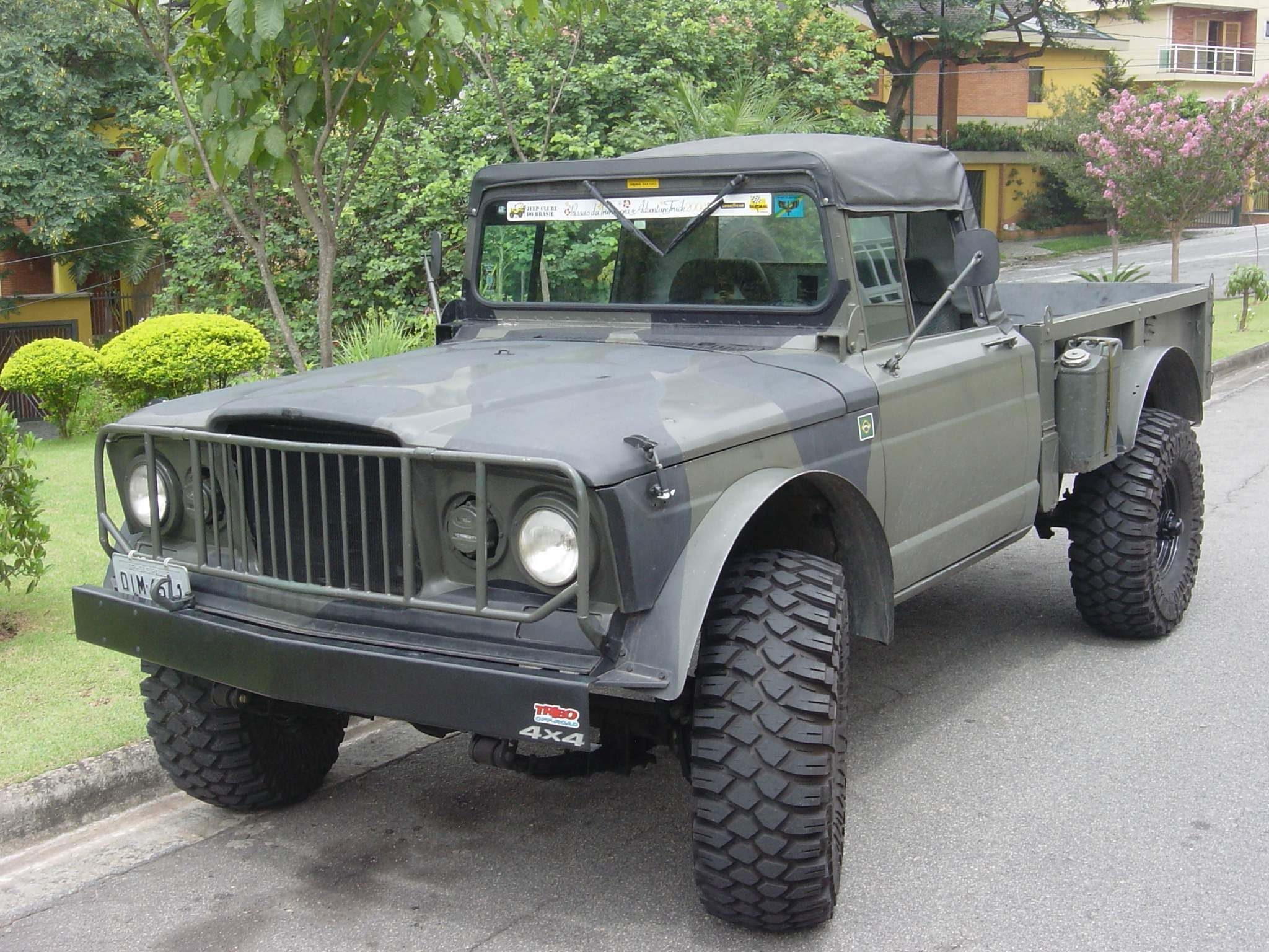 1967 kaiser military jeep m715 4x4 truck pickup army usmc for sale front cars trucks motorcycles pinterest usmc jeeps and 4x4