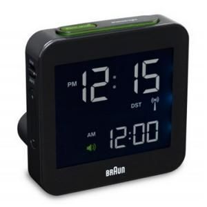 Braun S New Digital Table Clock Collection Braun Digital Clock Travel Alarm Clock Alarm Clock