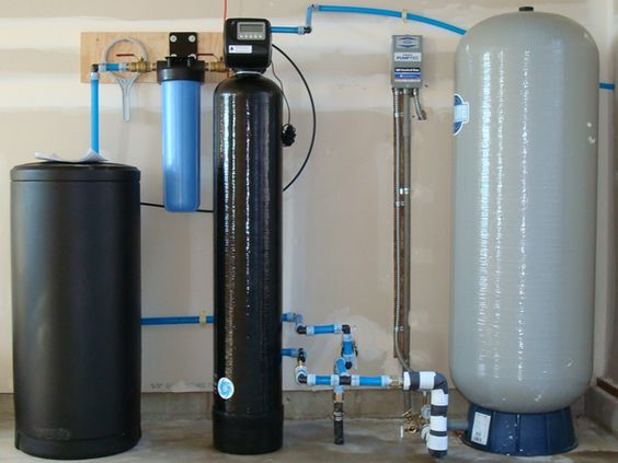 Water Softener Systems If Your Household Is Plagued With Hard Water A Water Softener System Is A Home Water Filtration Water Softener Water Softener System