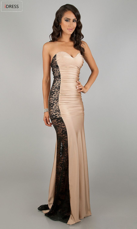 Idress elegant design new arrival women fashion long dresses