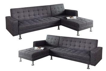 Sofa Narozna Confort Rozkladana Szara Salon Sofa Lounge Salons