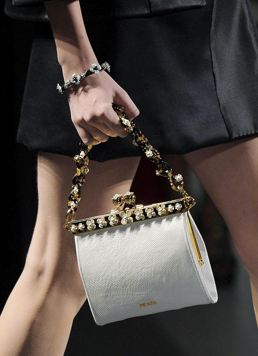 Love these Prada Accessories! travellereyes-inspiration: